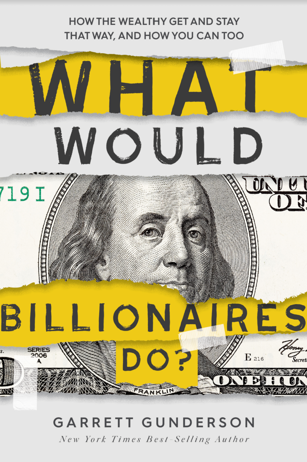 What Would Billionaires Do